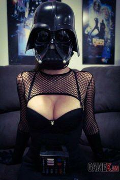 Darth Vader transgender