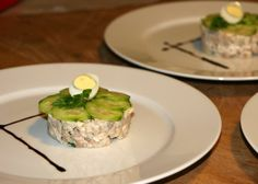 Trout tartar #dinner #starter @Cincsor.Transylvania.Guesthouses Trout, Dinner, Ethnic Recipes, Food, Gourmet, Dining, Food Dinners, Meals, Brown Trout