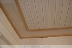 wood planked ceiling 6