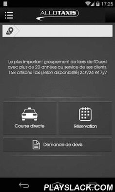 """Fast and simple, the """"Taxi Cannes"""" app allows you to order your taxi with a simple touch on your Android smartphone.★ Features ★ - Direct course - Reservations - Request a fr Android App, Android Smartphone, Chauffeur Privé, Design Taxi, Destinations, Smartphone Features, Caen, Service Quality, Excursion"""