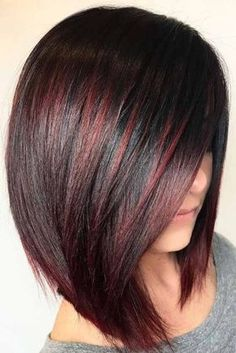 36 Perfect Fall Hair Colors Ideas For Women - So long, Summer! The leaves are changing, thus should your hair! Changing your hair color to catch the excellence of Autumn leaves is an incredible me. Medium Hair Cuts, Medium Hair Styles, Short Hair Styles, Haircut Medium, Bob Hairstyles For Fine Hair, Spring Hairstyles, 1930s Hairstyles, Cut Hairstyles, Hairstyle Ideas