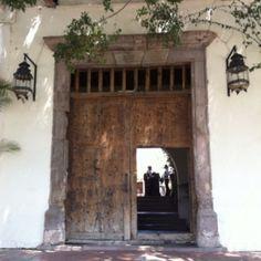 Hacienda Los Laureles, Queretaro Mexico