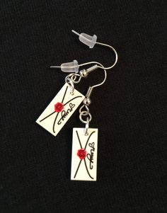 A personal favorite from my Etsy shop https://www.etsy.com/listing/537151115/love-letter-lego-earrings