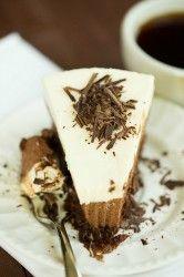 Triple Chocolate Mousse Cake by @browneyedbaker :: www.browneyedbaker.com