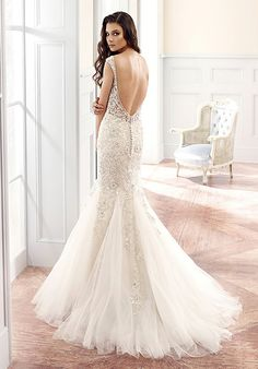 Eddy K CT128 Wedding Dress - The Knot