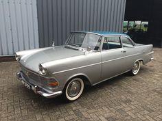 Nu in de Catawiki veilingen: Opel Olympia Rekord (1961)
