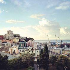 WEBSTA @ lamaggioranapersa - GENOVA 🎵. . .Con quella faccia un po' cosiQuell' espressione un po' cosìChe abbiamo noiChe abbiamo visto Genova🎵.#genova #genovaturismo#genoacity#genovapernoi #genovagram #lamialiguria #don_in_italy #liguria_super_pics #Liguria #top_italia_photo #perlestradedellaliguria #italia_dev #top_hdr_photo #yallersliguria #tourism #italy_hidden_gem #italypicoftheday #italy_photolovers #fdnf #top_hdr_photo #thehub_italia #loves_madeinitaly #ilsecoloxix #paesaggioitaliano…