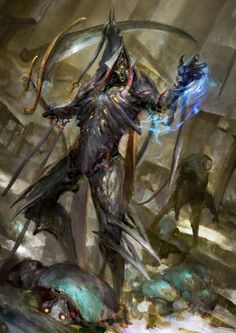 Warframe - Fear the space reaper by theDURRRRIAN on DeviantArt: