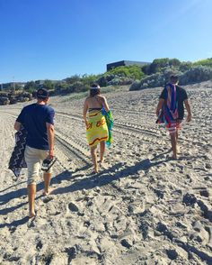 The significance of these 3 humans in my life is bigger than I will ever ever be able to articulate. Walking home from the beach this morning after a swim (for Pk & Morgs anyway) and long chats my heart couldn't be more full of gratitude because without these 3 people I wouldn't be able to spend my morning on the beach as I choose.  One had the vision before ANY of us FOR us millennials to play bigger contribute bigger and dictate our own worth in his legacy company that we aligned ourselves…
