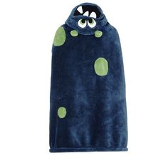 Cozee Home Cuddly Buddy Children's Hooded Blanket order online at QVCUK.com