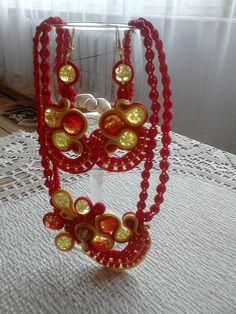 biżuteria stworzona własnoręcznie