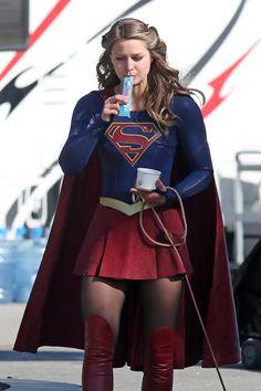 Supergirl & Freezes