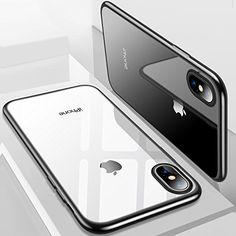 TORRAS Slim Fit Flexible Transparent Case for Apple iPhone X @ May 07 2020 at 09:17AM. #iPhoneDeals #iphoneDealsWebsite #iPhoneDealsPhones #goldbox #discount #deals #usa Iphone Deals, Discount Shopping, Discount Deals, Iphone Hacks, Gold Box, Amazon Deals, Iphone 8 Plus, Apple Iphone, Flexibility