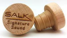 Salk Signature Sound www.coolwinestoppers.com