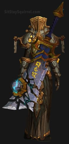 This is an image i liked as it shows the size of the blade on a character and gives me a rough idea on how big the sword would need to be, also with the base design of the sword interests me with the cracked blade at the tip.