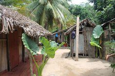 #villaggio tipico #madagascar