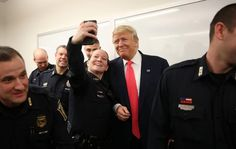 Standing Up for Our Law Enforcement Community, Trump Admin will be a Law & Order Admin