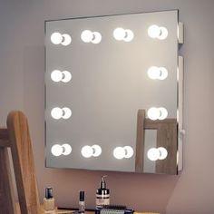 Bathroom LED Hollywood Mirror