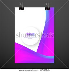 Modern abstract cover. Cool gradient waves composition. Eps10 vector. Composition, Waves, Cool Stuff, Abstract, Modern, Image, Musical Composition, Writing, Beach Waves
