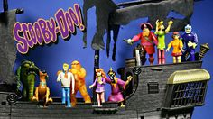 SCOOBY DOO Friends & Foes Action Figure Collection Scooby Doo Toy Video ...