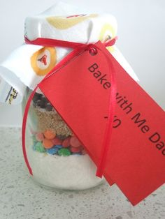 A Fathers' Day Gift Idea   (Made in conjunction with reading Can We Lick the Spoon Now?)  From www.mylittlebookcase.com.au