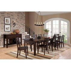 $1799 Tulare 6 Person Dining From COSTCO | Para La Casa | Pinterest |  Costco, Room And Kitchens