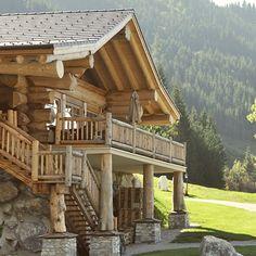 Home - Woodridge Luxury Chalets in Werfenweng / Salzburg
