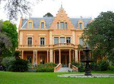 Villa Ocampo: A Victorian Manor with French and Italian influences in Argentina - Villa Ocampo: una mansión de arquitectura inglesa netamente victoriana, con influencias francesas e italianas