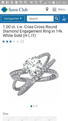 Love this style of ring!