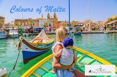 Colours of Malta  Rileys Travels