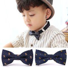 [ 10 Color ] moda estilo britânico menino gravata borboleta, 10 cm * 5 cm borboleta Cravat Bowtie para as crianças do acessórios de desempenho em Gravatas de Mamãe e Bebê no AliExpress.com | Alibaba Group