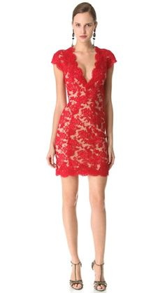 Red Lace Cocktail Dress - There are lots of designs of dresses that will always be in fashion. Lace cocktail dresses are c Dress Skirt, Lace Dress, Dress Up, Red Lace Cocktail Dress, Cocktail Dresses, Glamour, Mode Inspiration, Cute Fashion, Pretty Dresses