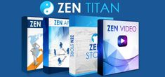 Checkout Zen Titan Review and Bonus  Learn more here: http://mattmartin.club/index.php/2017/05/03/zen-titan-review-and-bonus/ #Apps, #Software, #Tools    Product: Zen Titan Type: Software + Training  Price: $7.00 Creators: MemePlex – Chris X   Summary : [Affiliate + Video Marketing All-In-One Package Deal] Zen Titan consists of 2 software tools plus a WordPress theme, combined with a PDF and training videos to improve your Video Marketing ca...