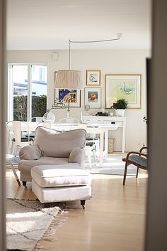 #vardagsrum #soffa #tavelvägg #livingroom #scandinavia #inredning #interior #inspiration #interiordetails