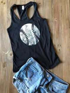 About Wood Baseball Tank Top This tank top is Made To Order, we print one by one so we can control the quality. We use DTG Technology to print Wood Baseball Tank Top Best Baseball Player, Baseball Mom Shirts, Softball Mom, Baseball Tank, Baseball Outfits, Baseball Sayings, Baseball Quilt, Baseball Sister, Travel Baseball