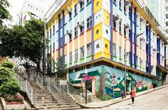 Discover some of the best of culture in the Tai Ping Shan neighborhood. Tai Ping, Cultural Diversity, City Landscape, Jet Plane, Macau, Oh The Places You'll Go, Where To Go, Hong Kong, The Neighbourhood