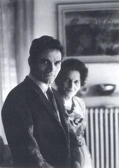 Mario Dondero, Pier Paolo Pasolini e la madre