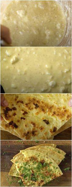 Perfeito para seu café da manhã!  #paodequeijo #aveia #facil #receita #gastronomia #culinaria #comida #delicia #receitafacil