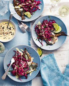 Bread is essential in Nathan Outlaw's pickled sardine recipe – you'll need it to mop up all the wonderful juices after the fish has gone.