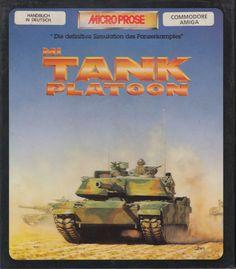 M1 Tank Platoon (Microprose, 1993)