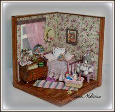 Комната маленькой мишутки.