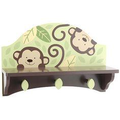 Monkey shelf