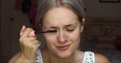 Her story is pretty dope!  Woman Posts Make Up Tutorial Despite The Fact She's Paralyzed via LittleThings.com