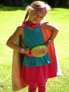 Kids Super Hero Costumes 18