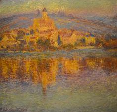 Claude Monet   Vetheuil, 1901