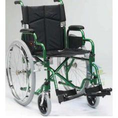 Silla de Ruedas Enigma S4. La silla de ruedas Enigma S4 tiene la misma fuerza característica de la sillas de acero estándar, pero con más estilo y comodidad.