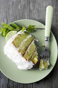 Rikki Snyder Photography | Blog | Key Lime Cake