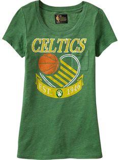 Boston Celtics vintage T