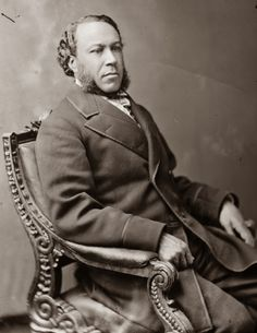 Joseph Hayne Rainey the first African American to serve in the United States House of Representative was seated December 12th 1870.