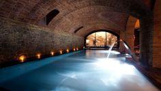 That pool looks so relaxing. Hotel 1898, Barcelona, #Spain #iGottaTravel